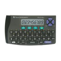 Agenda Eletrônica Teclado Qwerty Ps-2100 Texas