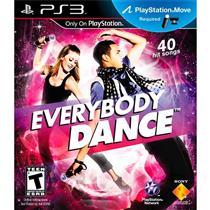 Everbody Dance Game Em Inglês Para Ps3 Sony