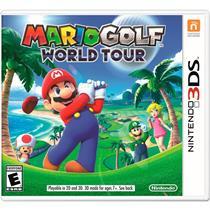 Jogo Mario Golf World Tour Game Para 3Ds Nintendo