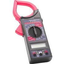Alicate Digital Amperímetro E Multímetro Dt - 266 Multitoc