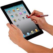 Caneta Para Ipad Touch Screen Vermelha Amm0114us.C158 Targus