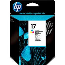 Cartucho de Tinta HP 17 15ML Tricolor C6625A HP