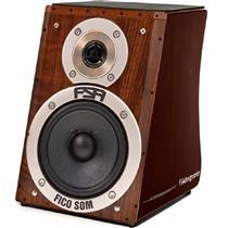 Cajon Elétro Acústico Speaker FC 6619 FSA