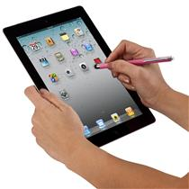 Caneta Para Ipad Touch Screen Rosa Amm0107us Targus