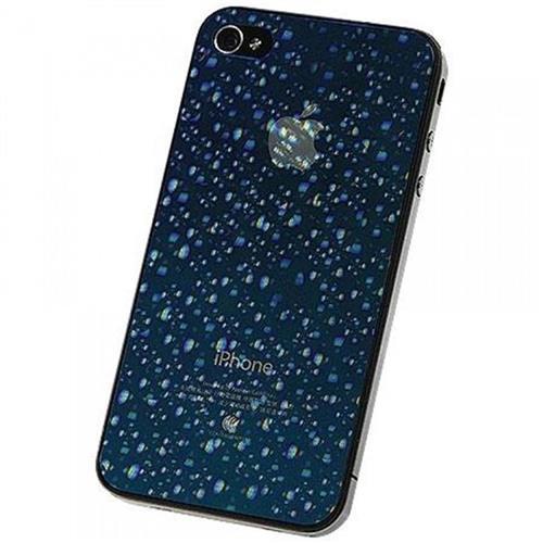 Pelicula De Plástico Para Iphone 4 4S Ob-Cv-Ap4s-F2 Obien