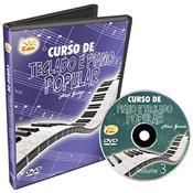 Curso De Teclado E Piano Popular Volume 3 Ctpp.V28 Edon