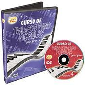 Curso De Teclado E Piano Popular Volume 4 Ctpp.V29 Edon