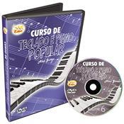 Curso De Teclado E Piano Popular Volume 6 Ctpp.V31 Edon