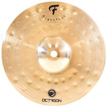 Prato De Bateria Splash 8 Pol Signature Fs08sp Octagon