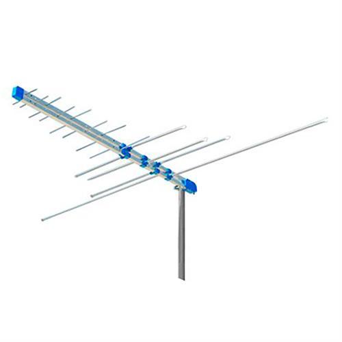 Antena Externa Vhf Uhf Digital 14Dbi Prohd - 3000 Proeletronic