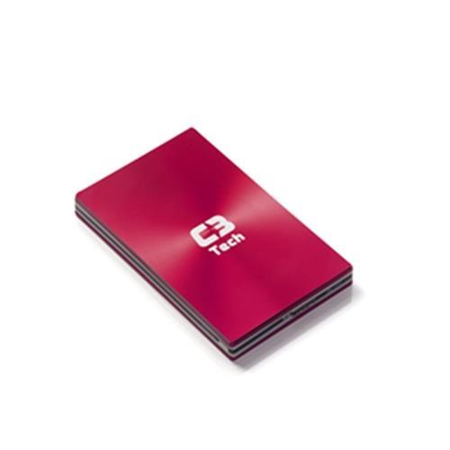 Gaveta Para Hd Externo Usb 3.0 Ch-4250 Vm Pink C3 Tech