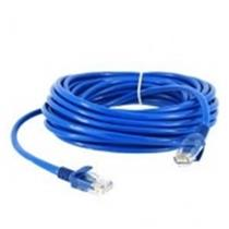 Cabo De Rede 10Mts Cat5 Azul Pc-Cbeth10001 Plus Cable