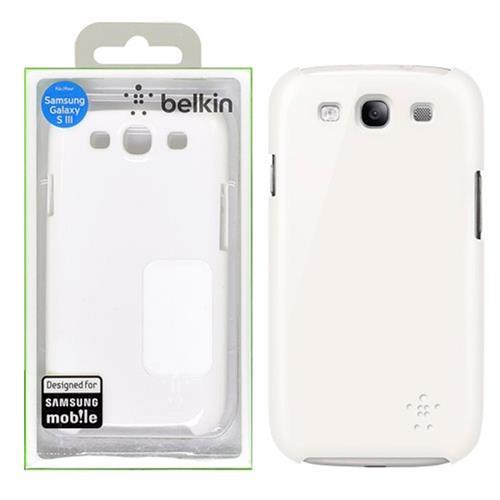 Capa Para Samsung Galaxy Siii Shield F8m402ttc03 Belkin