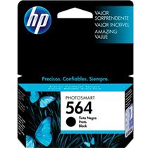 Cartucho de Tinta HP 564 7,5ML Preto CB316WL HP