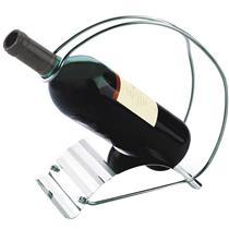 Suporte Para Garrafa De Vinho Aço Inox 61342 Tramontina