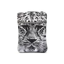 Case Para Tablet 10 E Ipad Dupla Face Leopardo Preto Reliza