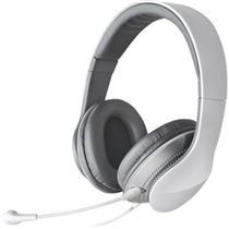 Fone de Ouvido Headset Gamer Branco e Cinza Edifier K830