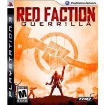 Red Faction Guerrilla Para Ps3 Em Inglês Nordic Games