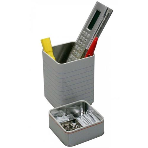 Kit Porta Canetas e Clips Organizador TD250 Gift4u
