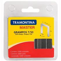 Conjunto De Grampos T/50 8Mm Ht50 43500508 Tramontina
