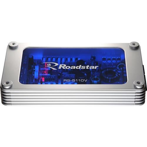 Amplificador Valvulado Stereo 3200W Rs5110v Prata Roadstar
