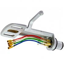Cabeçote Para Toca-Discos Headshell Prata Twmt32003010 Ion