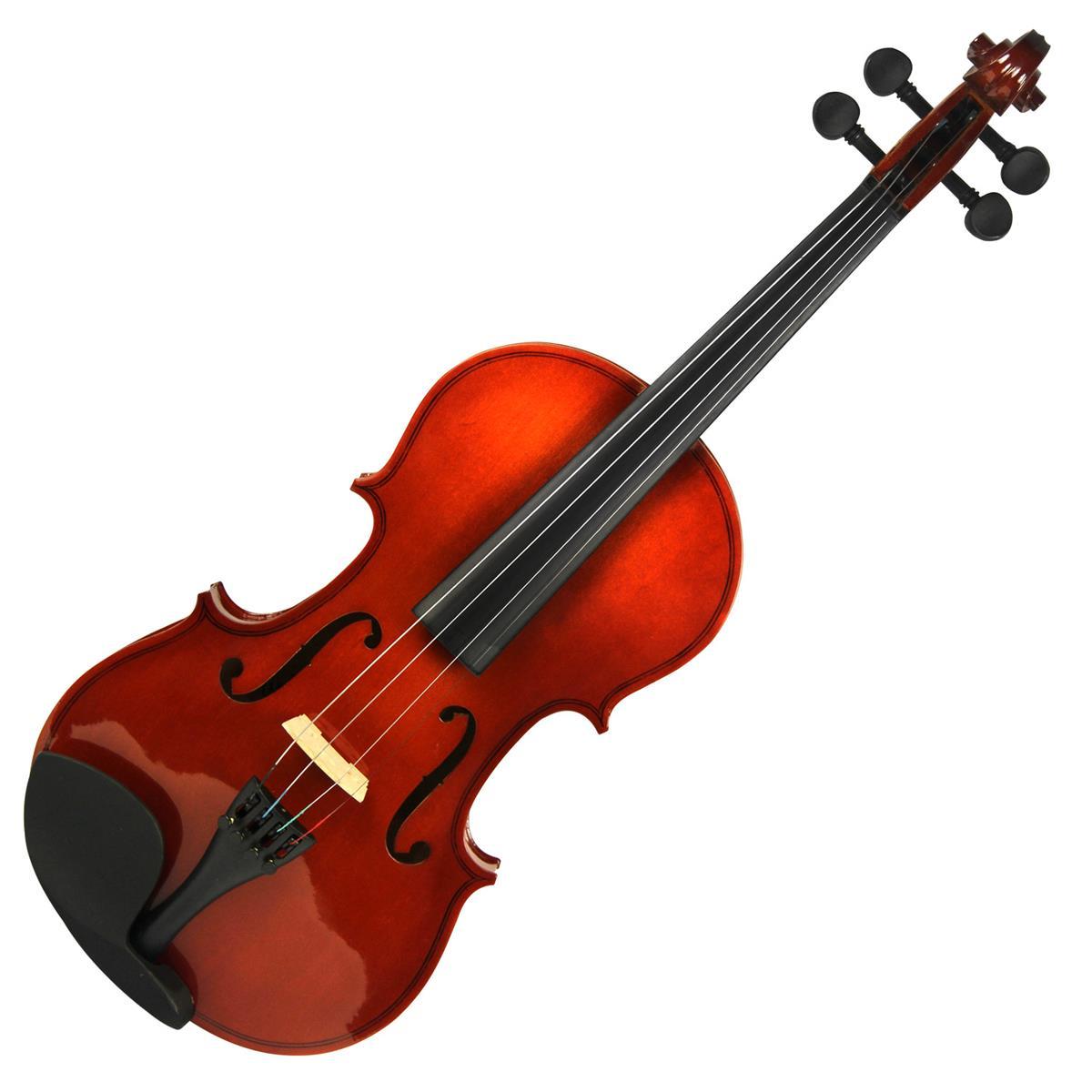 Violino Clássico 4 / 4 Acústico Aubvl14 Auburn
