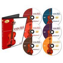 Curso De Violino Em Dvd Vídeo Aula Cvl Edon