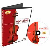Curso De Violino Volume 2 Cvl2 Edon