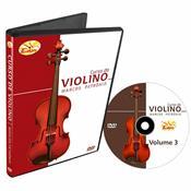Curso De Violino Volume 3 Cvl3 Edon