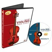 Curso De Violino Volume 4 Cvl4 Edon