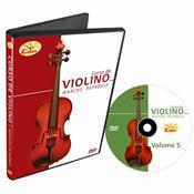 Curso De Violino Volume 5 Cvl5 Edon