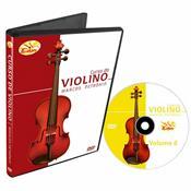 Curso De Violino Volume 6 Cvl6 Edon