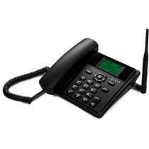 Telefone Celular Rural Fixo De Mesa Dual Chip Epfs11 Elsys