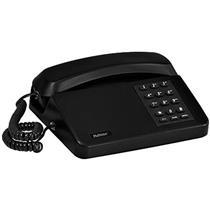 Telefone Padrão Teclado Decádico Com 15 Teclas Preto Multitoc