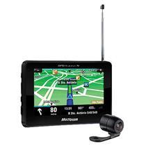 Gps Tracker Com Câmera De Ré E Tv Digital Gp035 Multilaser