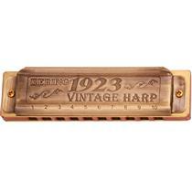 Gaita De Boca Vintage Harp Diatônica 1020 G Sol Hering