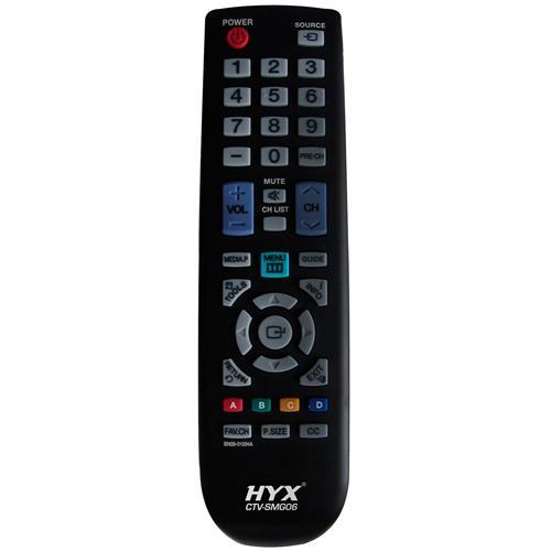 Controle Remoto Para TV LCD Samsung Preto CTV-SMG06 Hyx