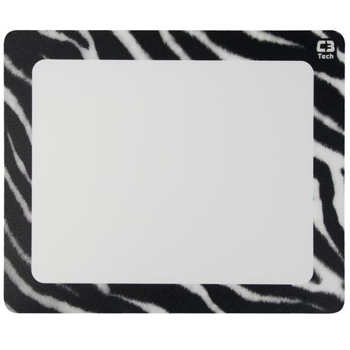 Mouse Pad Porta Retrato Moldura Zebra Mp-Cj02 C3 Tech