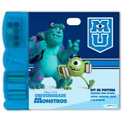 Kit Para Pintar E Colorir Monstros University Br061 Multikids