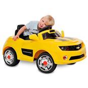 Mini Camaro Elétrico Duas Marchas Bivolt 6V 2614 Bandeirante