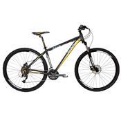 Bicicleta Colli Bike Barra Sport Aro 26 Rígida 1 Marcha - Azul