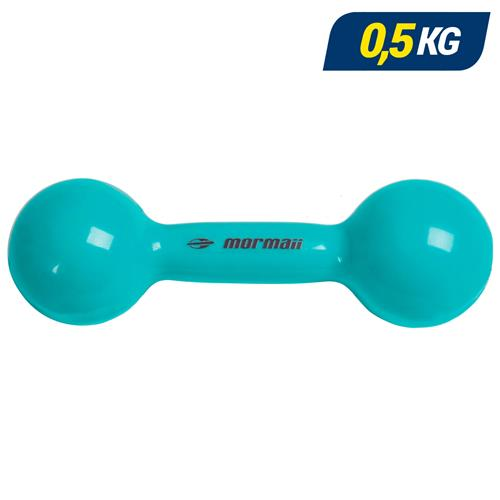 Halter Revestido Light 0.5 Kg Para Musculação 3174 Mormaii
