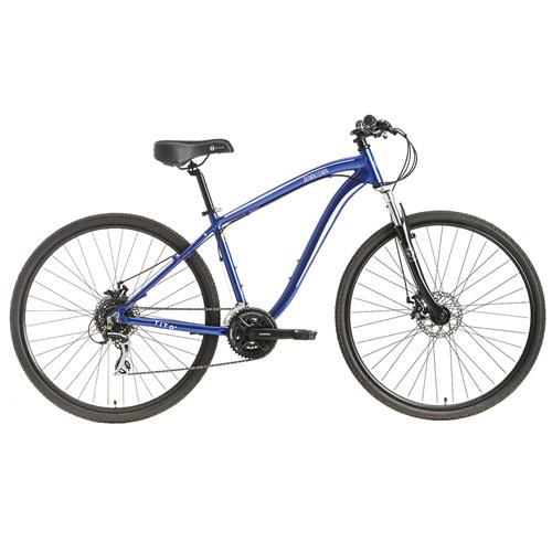 Down Town Masculina 24 Marchas Quadro 19 Azul Tito Bikes