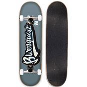 Skate Street Bob Burnquist Cinza Es037 Átrio