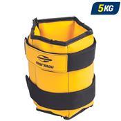 Caneleira Profissional Medium 5 Kg Amarelo 3166 Mormaii