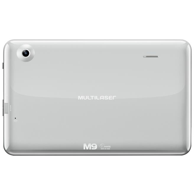 Tablet M9 Quad Core Android 4.4 Cinza Nb173 Multilaser ...