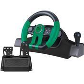 Volante Racer Para Xbox One Pc Usb 2 Pedais Js077 Multilaser