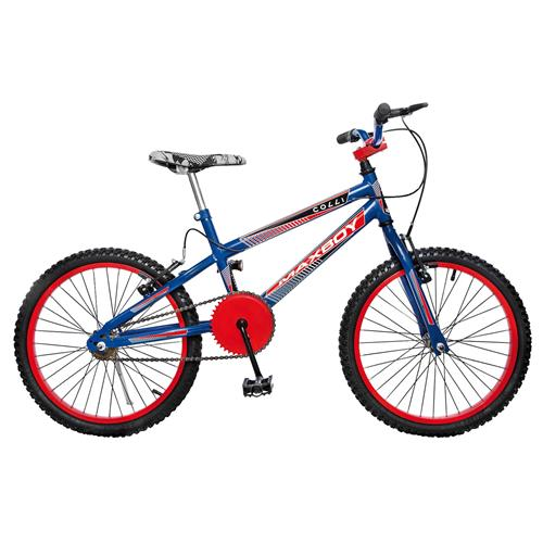 Bicicleta Max Boy Mountain Bike Aro 20 36 Raios Azul 106.04 Colli