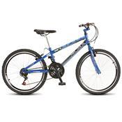 Bicicleta Cbx 750 Aro 24 21 Marchas Azul 120.04 Colli